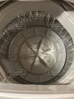 洗濯機の写真・画像素材[3968605]