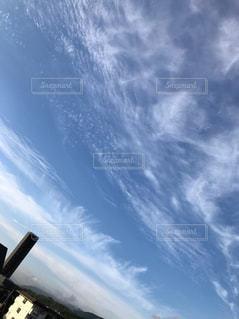 青い空の写真・画像素材[737135]