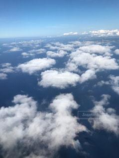空の雲の写真・画像素材[846273]