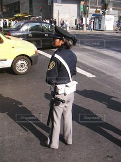 街の通りを歩く人 - No.707928