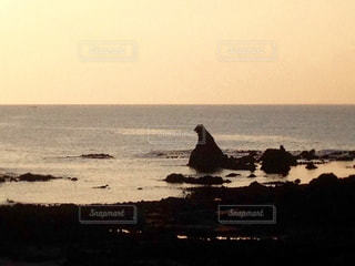 珠洲のゴジラ岩 - No.774589