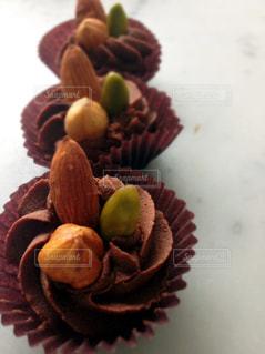 チョコレート菓子の写真・画像素材[1009266]