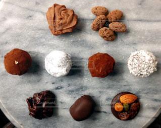 チョコレート菓子の写真・画像素材[1009299]