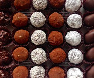 チョコレート菓子の写真・画像素材[1012722]