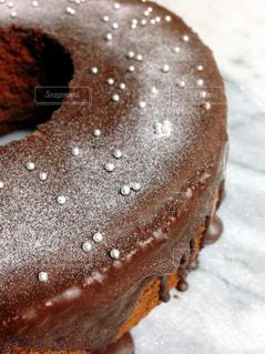 シフォンケーキの写真・画像素材[1025252]