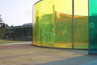 金沢21世紀美術館の写真・画像素材[1186395]