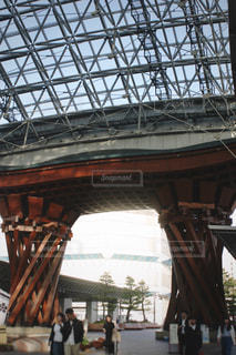 金沢駅の写真・画像素材[1186404]