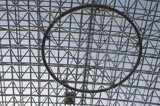 金沢駅の天井の写真・画像素材[1186408]