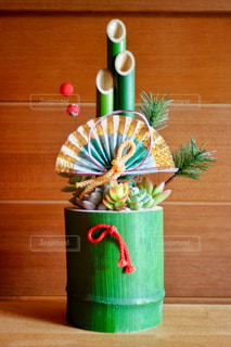 正月飾りの写真・画像素材[1698380]