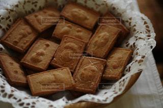 焼き菓子 in クロアチアの写真・画像素材[704529]