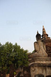 アユタヤ ,タイランドの写真・画像素材[711866]