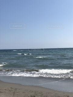 七里ヶ浜の写真・画像素材[742365]