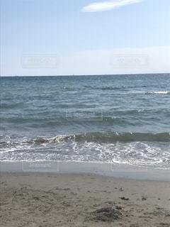 七里ヶ浜の写真・画像素材[742366]