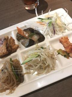 韓国料理オードブルの写真・画像素材[1157048]