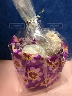 クッキーのプレゼントの写真・画像素材[1157051]