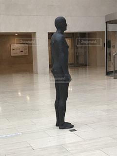 男の像の写真・画像素材[1191650]
