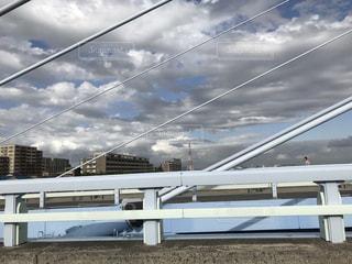 一面の雲の写真・画像素材[1191661]