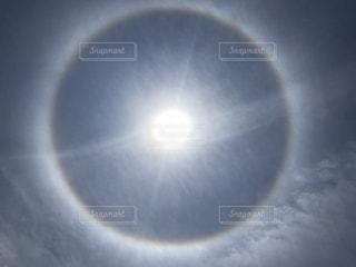 ハロの写真・画像素材[1198287]