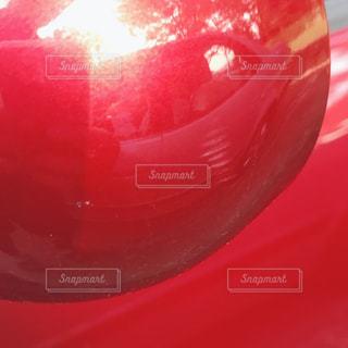 車のキズの写真・画像素材[1235859]