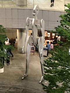 巨人のモニュメントの写真・画像素材[1235868]