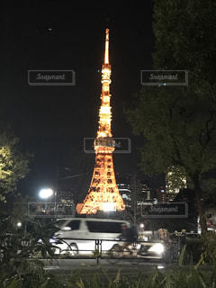東京タワーの写真・画像素材[929522]