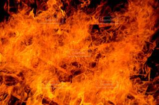 焚き火の写真・画像素材[750696]
