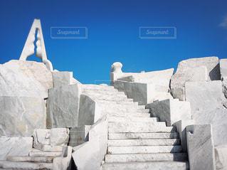 石造りの建物の写真・画像素材[709589]