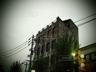 街の通りに信号機の写真・画像素材[821484]