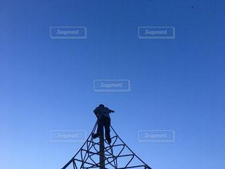 時計塔の写真・画像素材[1155399]