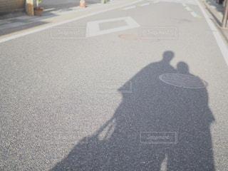 道路脇の標識の写真・画像素材[2792632]