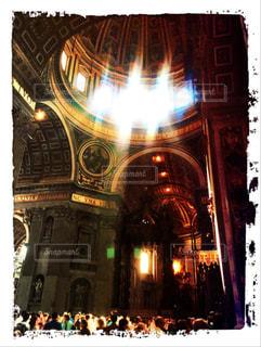 大聖堂の写真・画像素材[712114]