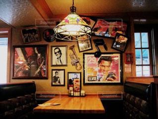 レストランの写真・画像素材[714185]
