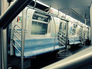 地下鉄の電車の写真・画像素材[716459]