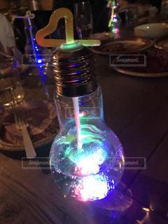 電球ソーダの写真・画像素材[999269]
