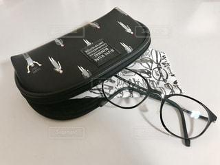 黒の靴のペアの写真・画像素材[709110]