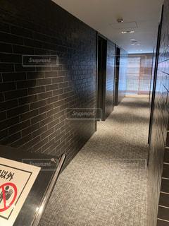 ドアのクローズアップの写真・画像素材[2272244]
