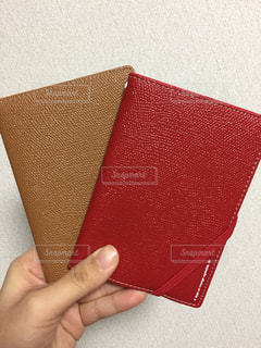 パスポートケースの写真・画像素材[995605]