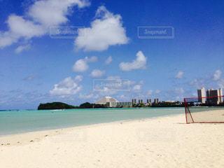グアムの砂浜のビーチ - No.717350