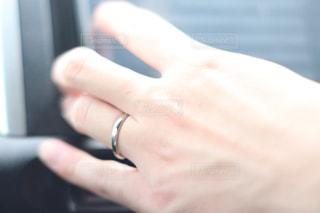 指輪の写真・画像素材[1407925]
