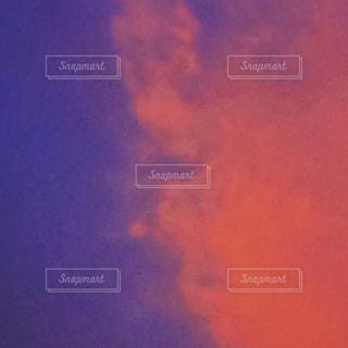 空には雲のぼやけた画像の写真・画像素材[710199]