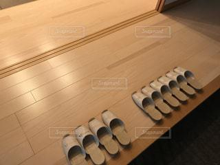 キーボードとマウス テーブルのの写真・画像素材[748392]