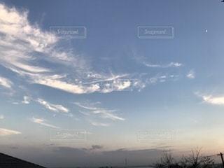 空には雲のグループ - No.764557