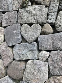 ハート型の岩 - No.803087