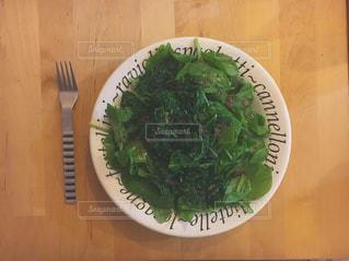 グリーンサラダの写真・画像素材[713033]