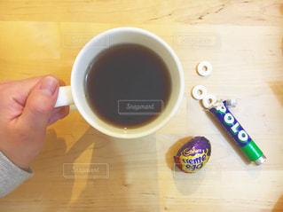 テーブルの上の紅茶 - No.716741