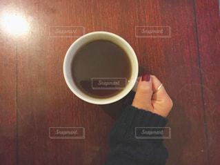一杯の紅茶の写真・画像素材[718693]