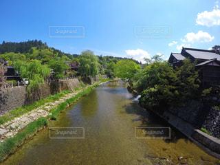 川に架かる橋 - No.768041