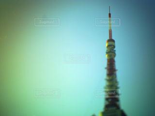 東京タワーの写真・画像素材[958405]