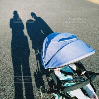 家族写真の写真・画像素材[4168286]
