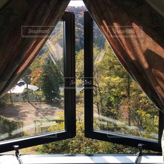 窓からの眺めの写真・画像素材[711293]